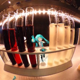 Science・bar たーのしー!! #Miku360 #theta360