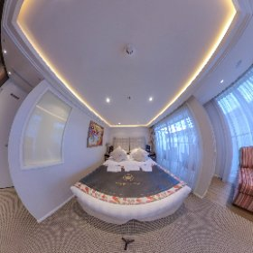 Check out our category AA room(310) aboard the #AmaWaterways #AmaLea! #wlr310 #theta360