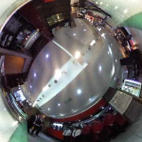 Wing Wah Chinese Restaurant (Coventry) - Briefing before the day start #theta360