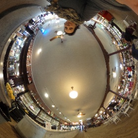 Galveston Candy Store  #theta360
