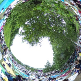 JOIN ALIVE 2016 / ROSE STAGE #theta360