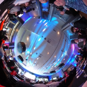 Just back from the #promobileconference - what a great few days!  Well done chaps :) #theta360