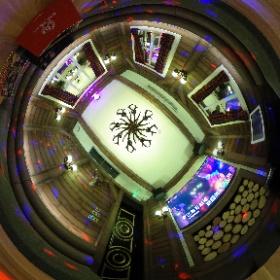 Ming Moon Karaoke - K4 Apres Room #theta360