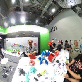 2019.08.21 台灣國際3D列印展 - MODEX Filament 新視代科技