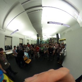 #DevFest16 Day 1 comes to a close. Thank you @gdg_nyc #theta360