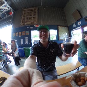 Little Fish Brewery #theta360