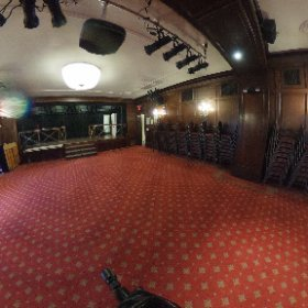 Auditorium #marymount360 #theta360