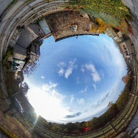 The Old Chapel - Garden #theta360uk