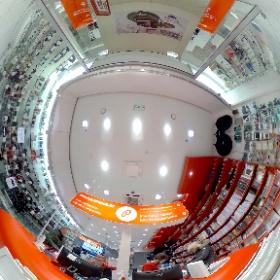 Photopointi Lõunakeskuse esinduskauplus #photopoint #theta360 #ricoh #lounakeskus #theta360