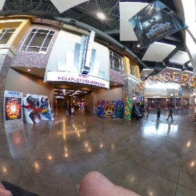 Megaplex West Valley Utah #theta360