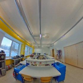 Eesti Maaülikooli Tehnikainstituudi Elektrimasinate õppelabor. #theta360