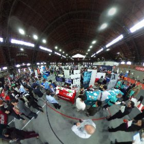 Recruiting at Cornell University! #theta360