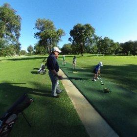 Junior golf clinic at royal perth golf club https://www.facebook.com/PhillipRSmithWA/posts/10211422864220764 #theta360