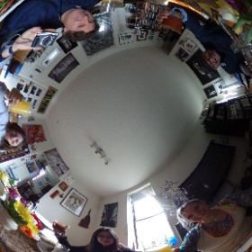 The Supper Club takes it to the next level - daylight was added...click to see our 360 Brunch!   #theta360