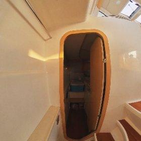 Bestyear Luxury catamaran motor yacht 38                      Kitchen #theta360