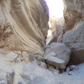 Tent Rocks National Monument #theta360