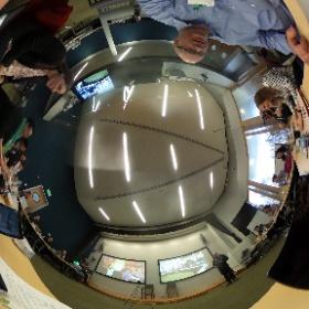 It's a 360 photo of us shooting a 360 photo. @sleadingham @dhwenger @vachon_chris #theta360