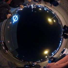 11 mai 2018 -  Cosmodôme de Laval 24 HEURES DE SCIENCE 2018 Quelques membres du club des Astronomes Amateurs de Laval, avec ceux du Cosmodôme, animent la soirée d'observation. Vénus est bien visible à l'ouest ainsi que Jupiter à l'est.
