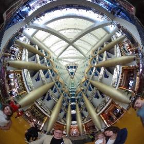 Me and my fab family inside the @burjalarab in #Dubai  #theta360 #theta360uk