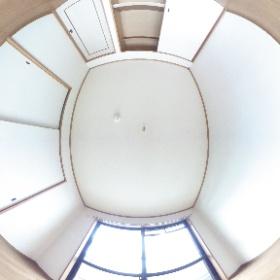 ウェルネスハイツⅡ 洋室 #theta360