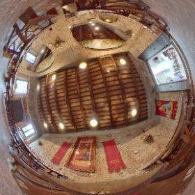 Rione Badia, Foligno. Taverna, Sala del Palio. #Q4D #QuintanaFoligno #theta360
