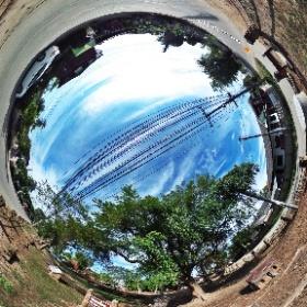 วัดเสาเคียน (วัดร้าง) Wat Sao Khian เชียงแสน ถนนริมโขง ตำบลเวียง อำเภอเชียงแสน จังหวัดเชียงราย 57150 @ http://www.Wat.today/ @ http://www.วัด.ไทย/