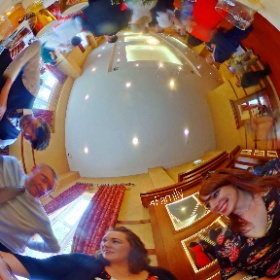 With #family @SlieveRussellHotel #Saturday18June2016 | #icc360 #theta360 #theta360uk