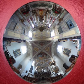 Goin to the Church! #theta360 #theta360de