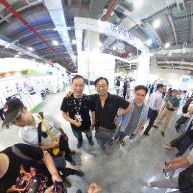 2019.08.21 台灣國際3D列印展 -  明燿資訊