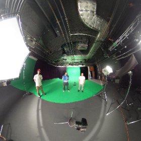 #ContentPark #greenscreen #shoot #redcam #setselfie #theta360