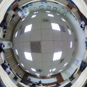 中華科技大學企業管理系 L1002普通教室  #theta360