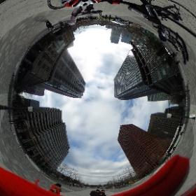 Tokyo & Bike #theta360
