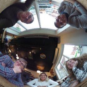 Vi holdt fødselsdags after-party for Frederik i Odense igår - det var hyggeligt