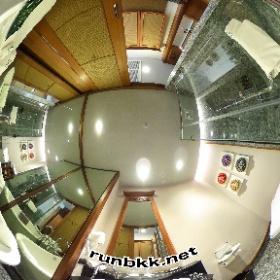 チャラナンバー6(チェンマイ)のバスルーム写真 #theta360