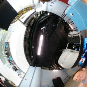 DreamAero photoshoot #theta360