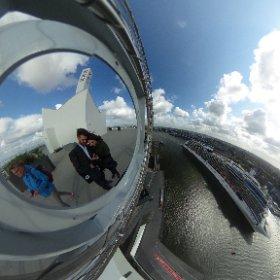A'dam toren  #theta360