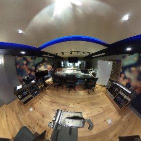 Studio 3 Control Room