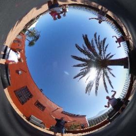 Casa Del Vino De Tenerife, El Sauzal  #theta360