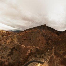 Slate Canyon, Provo. #dji #spark #imthemobileguru #theta360