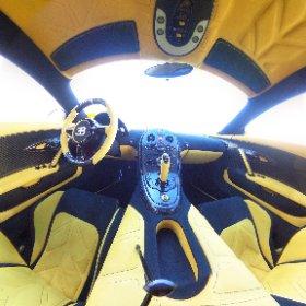 360 degree 2008 Bugatti Veyron Oakley Design custom