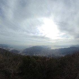 呉市灰が峰展望台