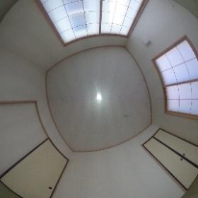 中里和室 #theta360