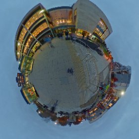 NUIG campus at the Library  #rain3d #theta360 #theta360uk