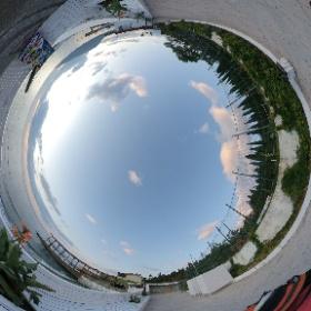 Гурзуф утром ☀ #Ялта #Крым #Россия 360°   #Yalta #Crimea #Russia