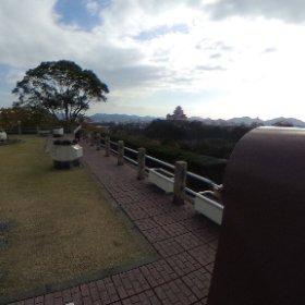 姫路市配水池 眺め最高だぁ