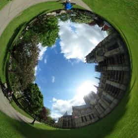 Minster gardens pic 2 #theta360