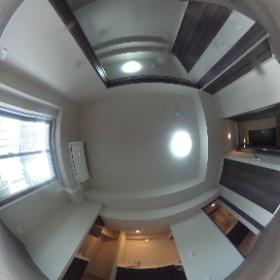 【デュオヴェール飯田橋】  ①室内 360°画像  東京都文京区後楽2-23-6 http://www.axel-home.com/009856.html    #theta360