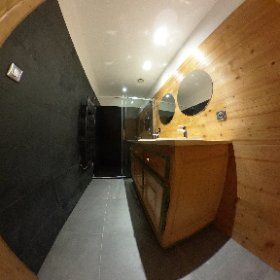 Salle de bains #theta360 #theta360fr