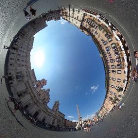 #イタリア #ナヴォーナ広場