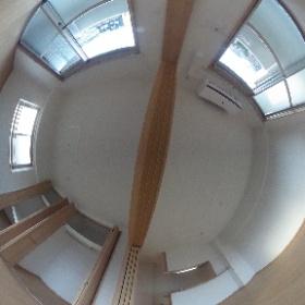 クロスワイズ神宮外苑ウエスト 5号室 リビング・南洋間